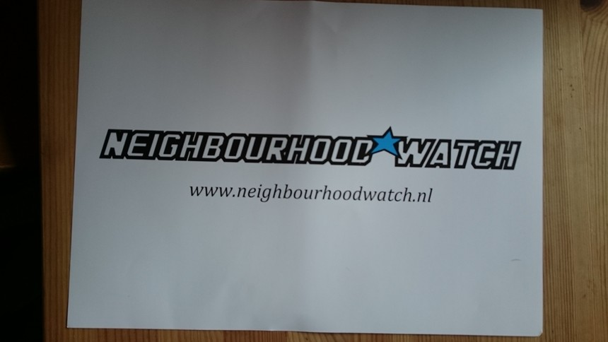 Flyers Neighbourhood Watch